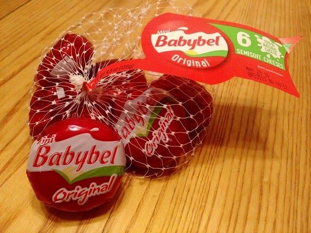 Mini Babybel Cheese