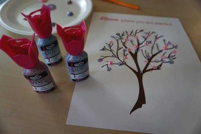 Bloom Kids Tree Craft