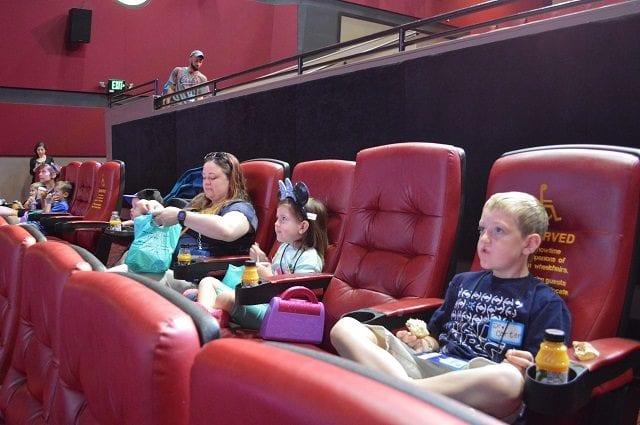 AMC dine-in theatre