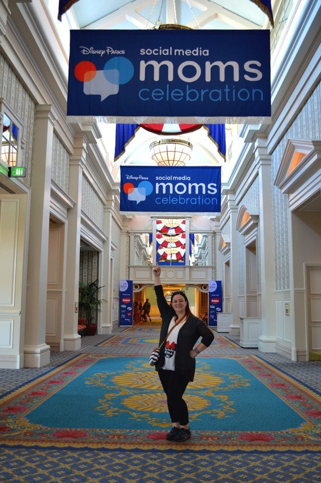 We had an incredible time at the Disney Social Media Moms Celebration (DisneySMMC)! Come see our full trip report of everything we saw, heard, ate, and did at Disney World!