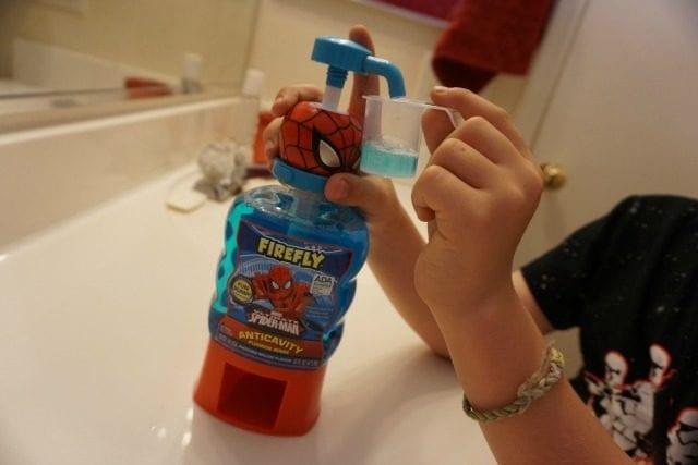 Firefly Anticavity Rinse