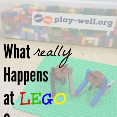 What Happens at LEGO Camp