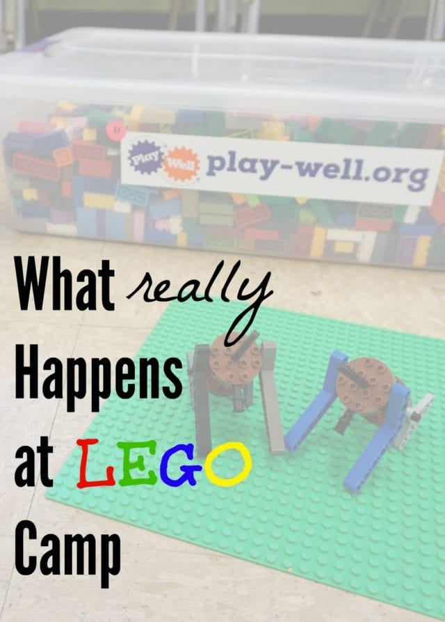 LEGO summer camps are a great way to keep your kids learning with fun hands-on activities! Come see what a LEGO camp is like!