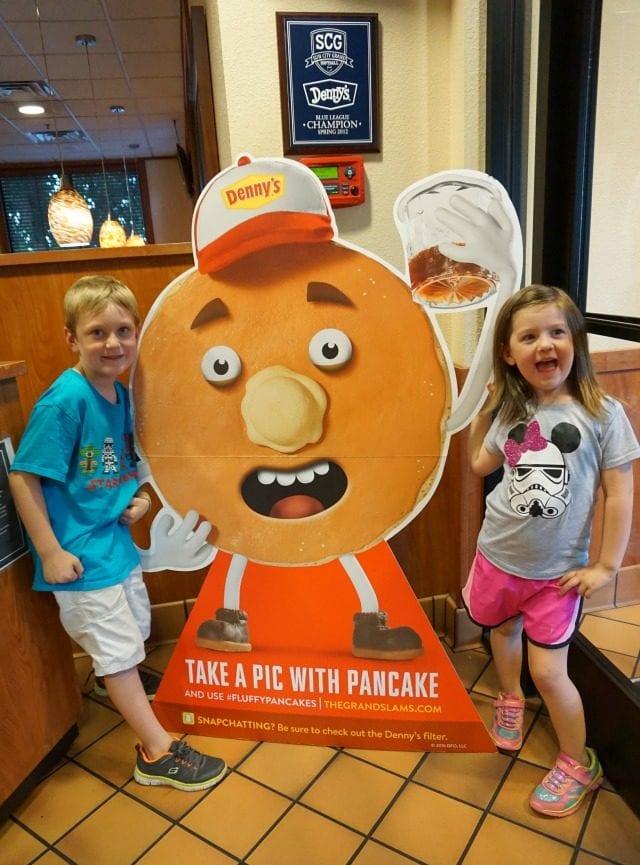 Pic with Pancake