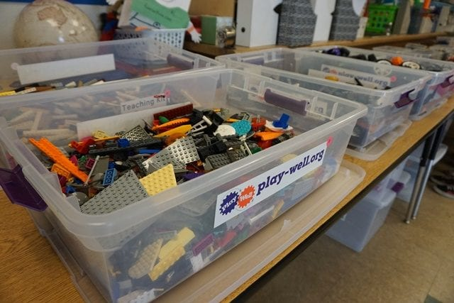 Play-Well LEGO Summer Camps