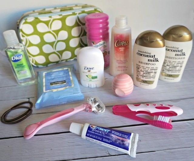 DIY Push Pack contents