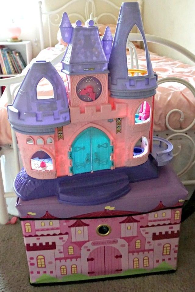 castle and castle bin