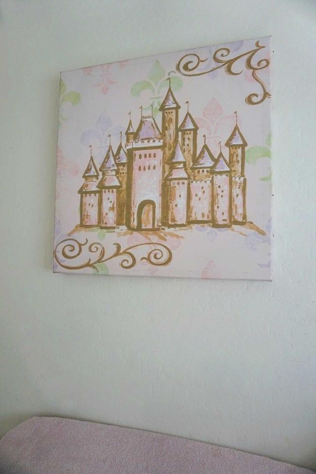 castle canvas