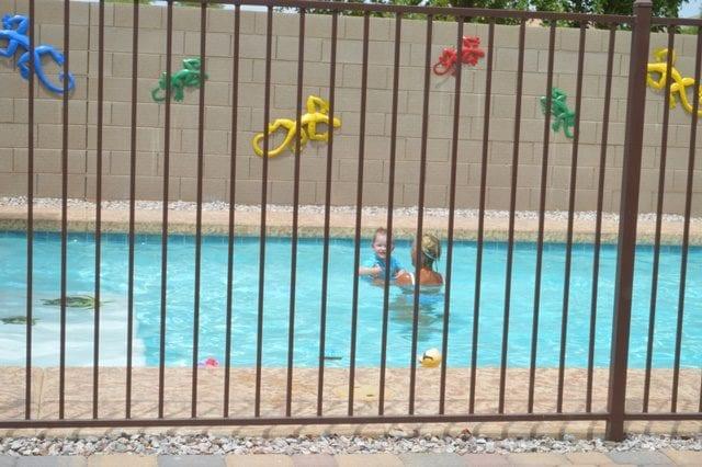 Sunsational Swim School Private Swim Lessons In Your Own