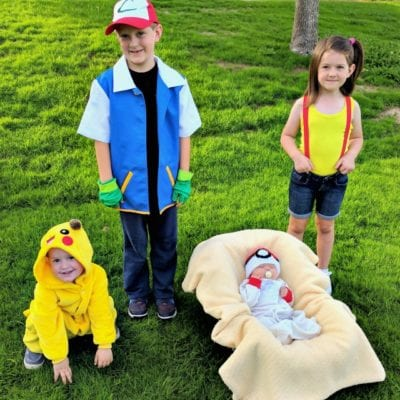 Pokemon Costume Ideas