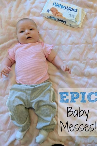 Epic Baby Messes