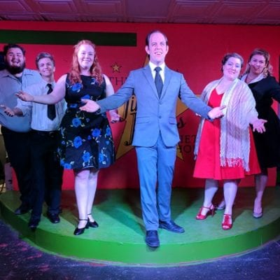 Get in the Holiday Spirit with Ghostlight Theatre