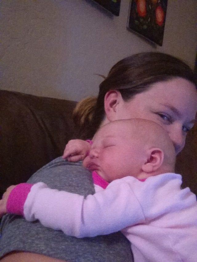 sleeping-on-mom