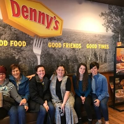 Budget-Friendly Family Meals at Denny's