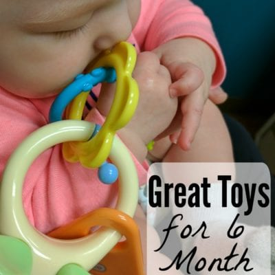 6-Month-Old Baby Toys