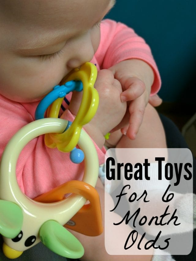 6-months-old is such a fun stage! Baby loves to play with toys and is easy to please! Here are some of the best toys that a 6-month-old would love, for every situation!