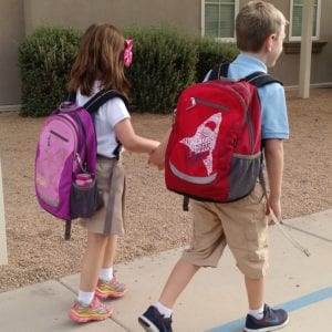 The Best Backpack for Back-To-School {and Major Savings on School Supplies}
